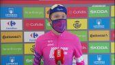 Magnus Cort Nielsen po 16. etapie Vuelta a Espana