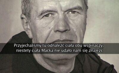 """Jacek Jawień dla """"Faktów"""": pochowaliśmy ciało Tomka"""