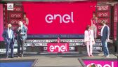 Podium 104. edycji Giro d'Italia