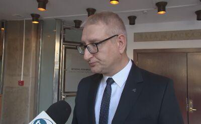 Pięta: Tusk dopuścił się zdrady dyplomatycznej