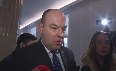 Wiceszef MSZ: o rozmowę trzeba pytać liderów partyjnych