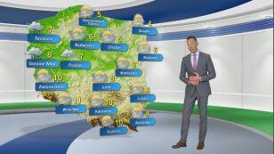 Prognoza pogody na poniedziałek 16.12