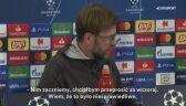 Juergen Klopp przeprosił tłumacza na konferencji prasowej