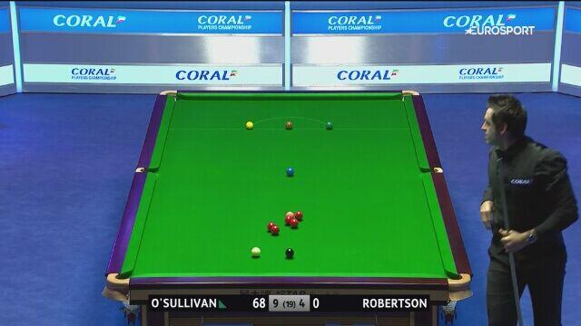 Co za wrzawa! O'Sullivan zwycięża w wielkim stylu i zapisuje się w historii