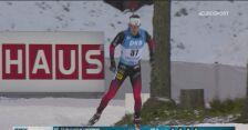 Sturla Holm Laegreid wygrał bieg na 20 km w Kontiolahti
