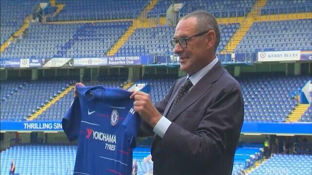 Chelsea w nowym sezonie poprowadzi Maurizio Sarri