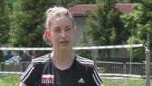 Magdalena Stysiak trenuje w Szczyrku