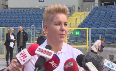Anita Włodarczyk będzie promowała Stadion Śląski i zmienia barwy klubowe