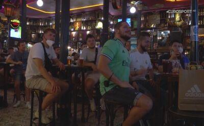 Fani Realu Madryt świętują mistrzostwo Hiszpanii