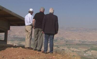 Netanjahu: wysłuchamy propozycji USA dla Bliskiego Wschodu