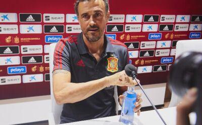 Luis Enrique nie jest już trenerm Hiszpanów