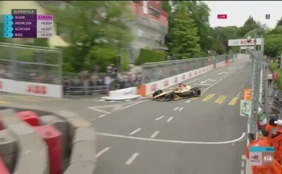 Vergne najszybszy w kwalifikacjach przed ePrix w Bernie