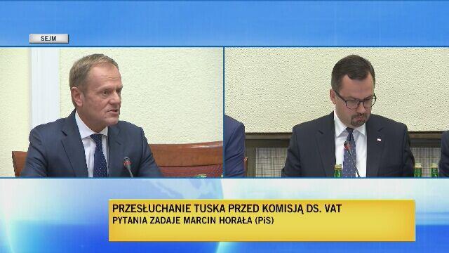 Tusk: świadomość tego procederu towarzyszyła wszystkim w polityce od zawsze
