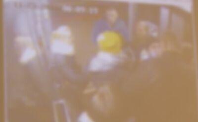 Selfie w windzie
