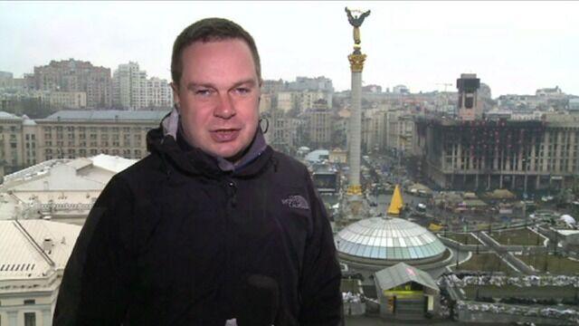Miasteczko na Majdanie powoli znika