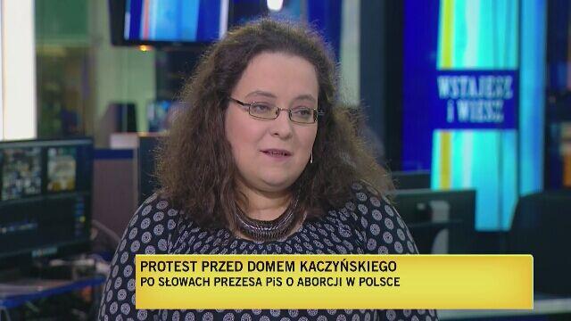 """""""Dziewuchy"""": jeśli Kaczyński ingeruje w życie kobiet, one ingerują w jego życie"""