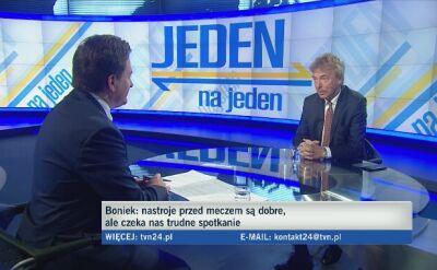 Boniek: trudno mi uwierzyć, bym nie pozostał prezesem PZPN