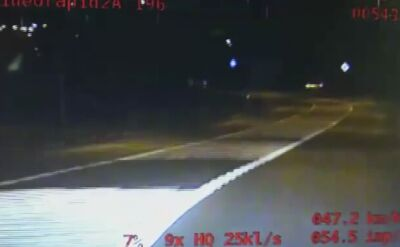 Kierowca wyprzedził nieoznakowany radiowóz