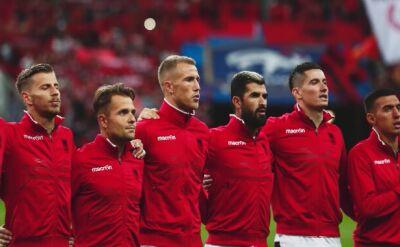 Skandal przed meczem Francja - Albania