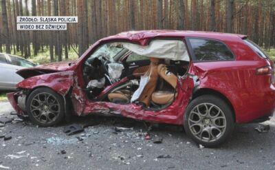 Śmiertelny wypadek pod Tarnwoskimi Górami