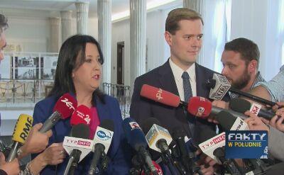 Rzecznik PiS o przerwaniu obrad Sejmu: posłowie opozycji potwierdzają, że jest to słuszna decyzja