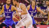 Polska przegrała z Czechami w koszykarskich MŚ