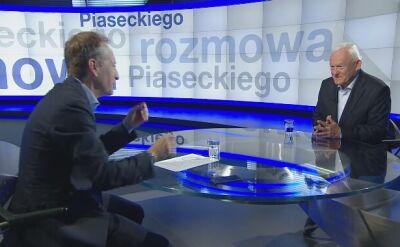 Miller: Kaczyński mówi nie o swoich pieniądzach