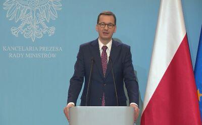 """""""Umowa nie została dochowana"""". Morawiecki rozmawiał z Merkel, Ursulą von der Leyen i Macronem o porażce Szydło"""