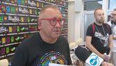 Jerzy Owsiak zaapelował do uczestników Pol'and'Rock Festival