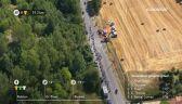 Wypadek Mikela Landy na 10. etapie Tour de France
