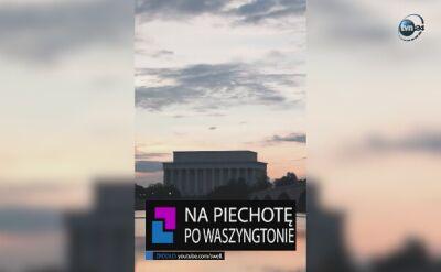 Na piechotę po Waszyngtonie