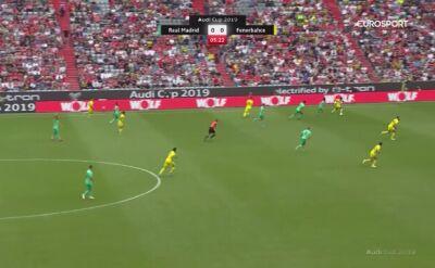 Kanonada na Allianz Arena. Real pokonał Fenerbahce