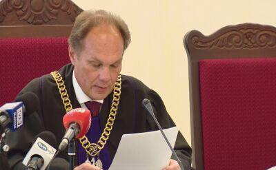 Sąd uniewinnił obrońców Puszczy Białowieskiej