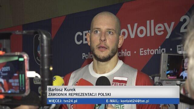 Polscy siatkarze z brązowym medalem ME