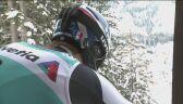 Clement Noel drugi po 1. przejeździe slalomu w Lenzerheide