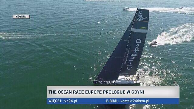Stanisław Bajerski z Teamu Sailing Poland o The Ocean Race Europe