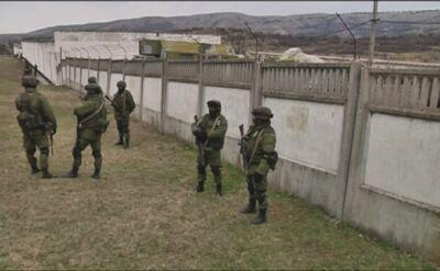 """Rok temu """"zielone ludziki"""" podbiły Krym"""