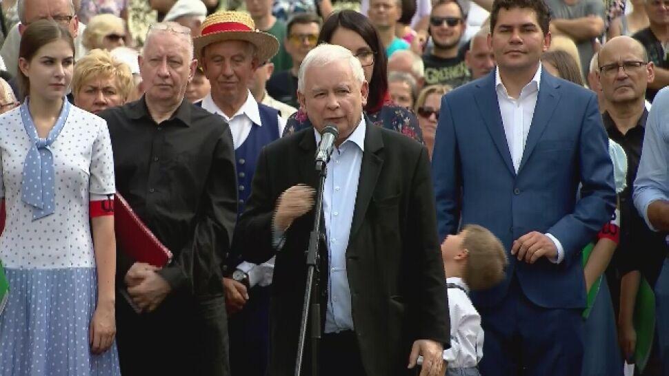 Kaczyński: arcybiskup Jędraszewski broni normalnej rodziny, jestem mu za to wdzięczny