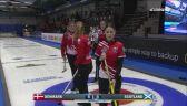 Niespodziewany alarm i ewakuacja kibiców w trakcie ME w curlingu