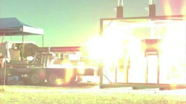 Testy railguna budowanego przez General Atomics