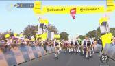 Sam Bennett wygrał 10. etap Tour de France