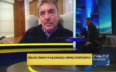 Zbigniew Boniek: Euro 2021 też niepewne