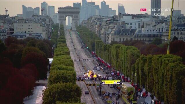 Tadej Pogacar zwycięzcą Tour de France 2020