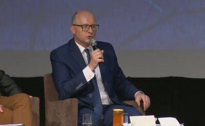Dyskusja o Puszczy Białowieskiej w Hajnówce