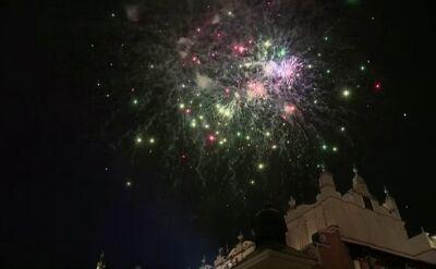 Światełko do nieba w Krakowie