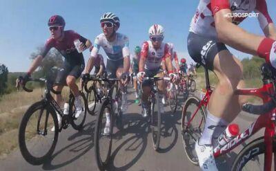 16. etap Tour de France okiem kolarzy