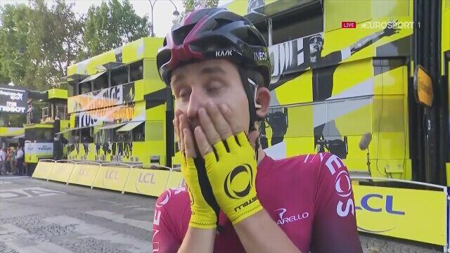 Michał Kwiatkowski podsumował Tour de France