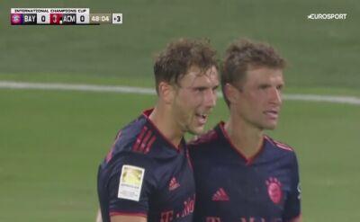 Skrót meczu Bayern - AC Milan w turnieju International Champions Cup