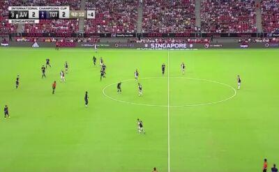 To był cudowny gol Harry'ego Kane'a, Szczęsny zaskoczony