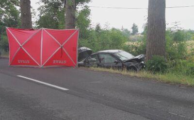 Wypadek w Opolu. Jedna osoba nie żyje